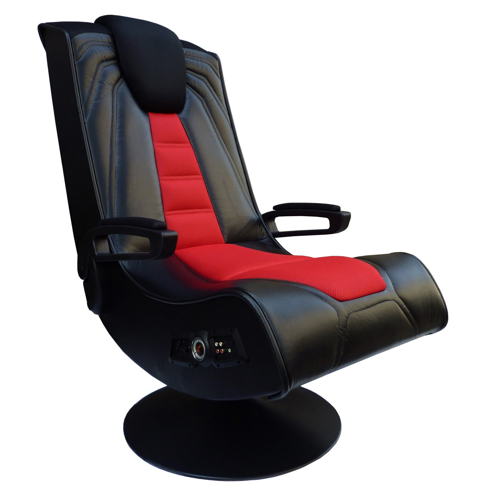 Untested Xrocker Gaming Chair Returns N08