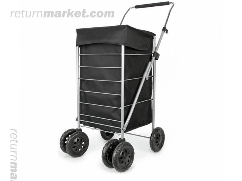 1506414330 6 wheel deluxe shopping trolley.jpg ·  1506414330 american tourister bon air spinner medium suitcase navy. ... 65e5d60f38ee7